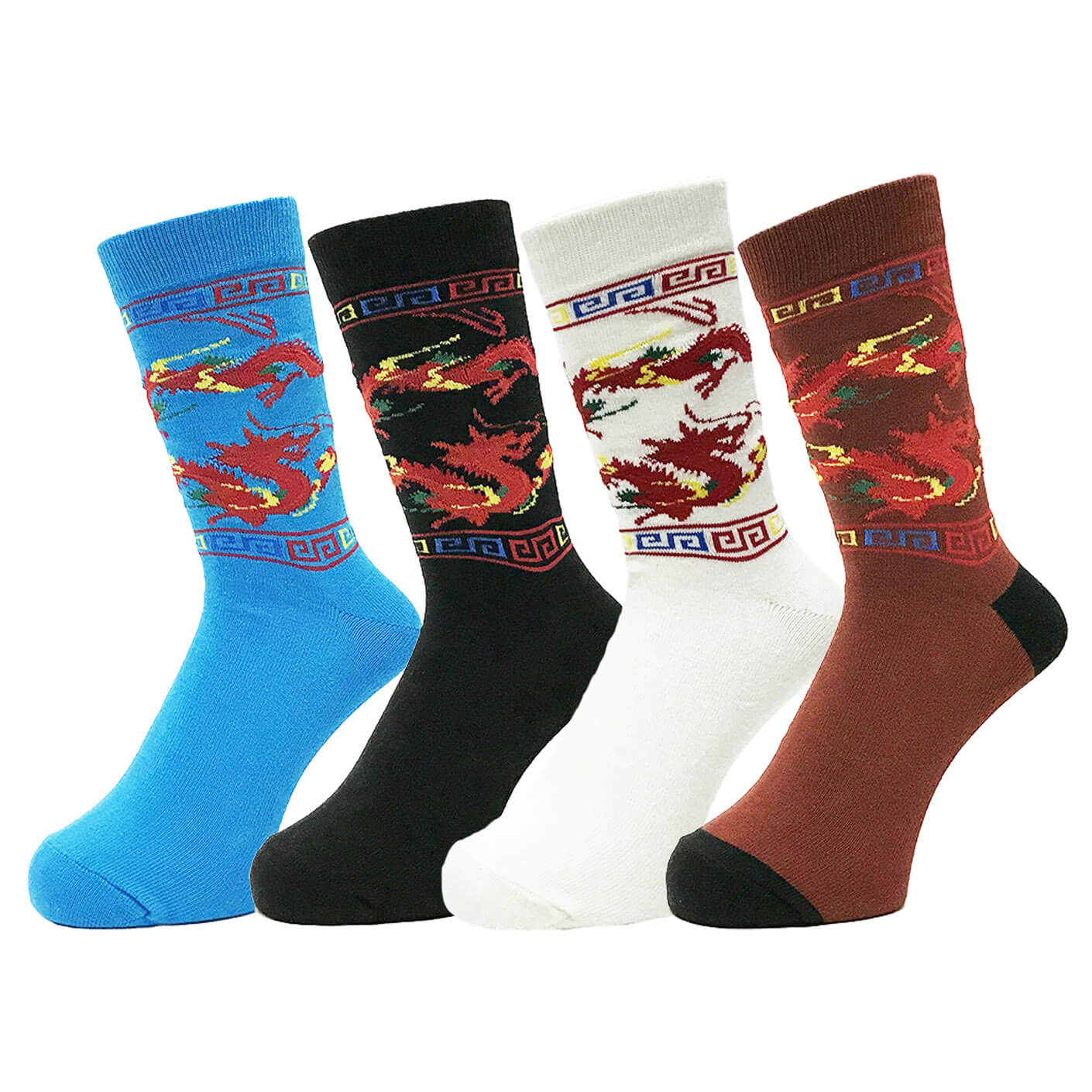 32/1 DRAGON SOCKS
