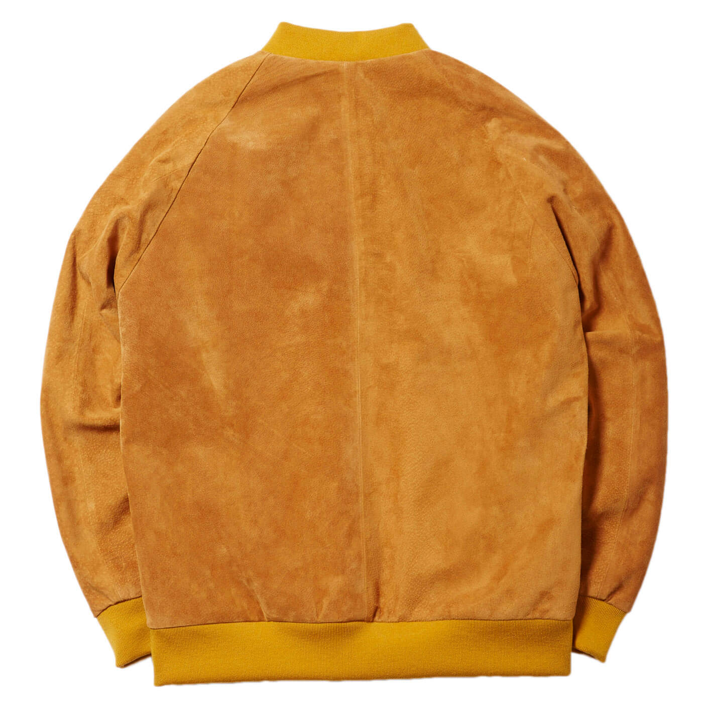 SUEDE BOMBER