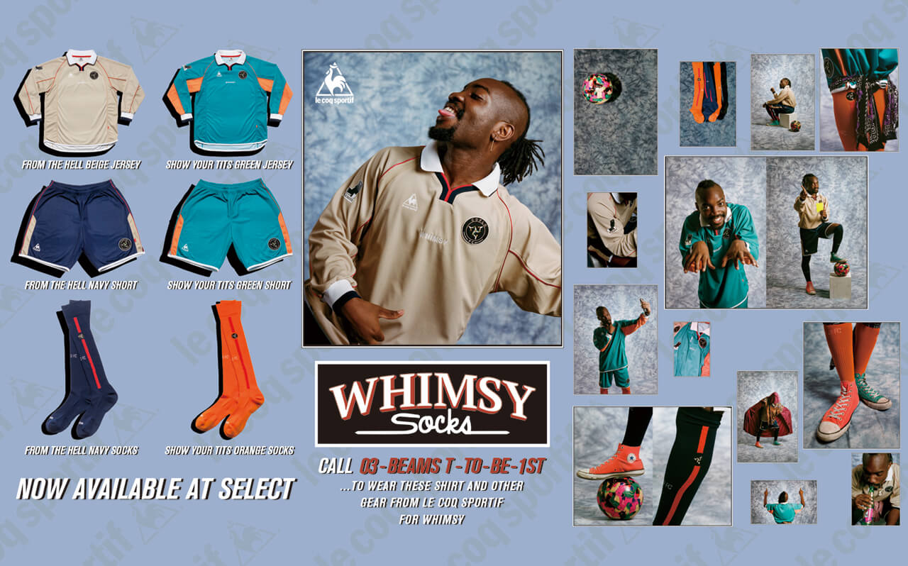le coq sportif For Whimsy