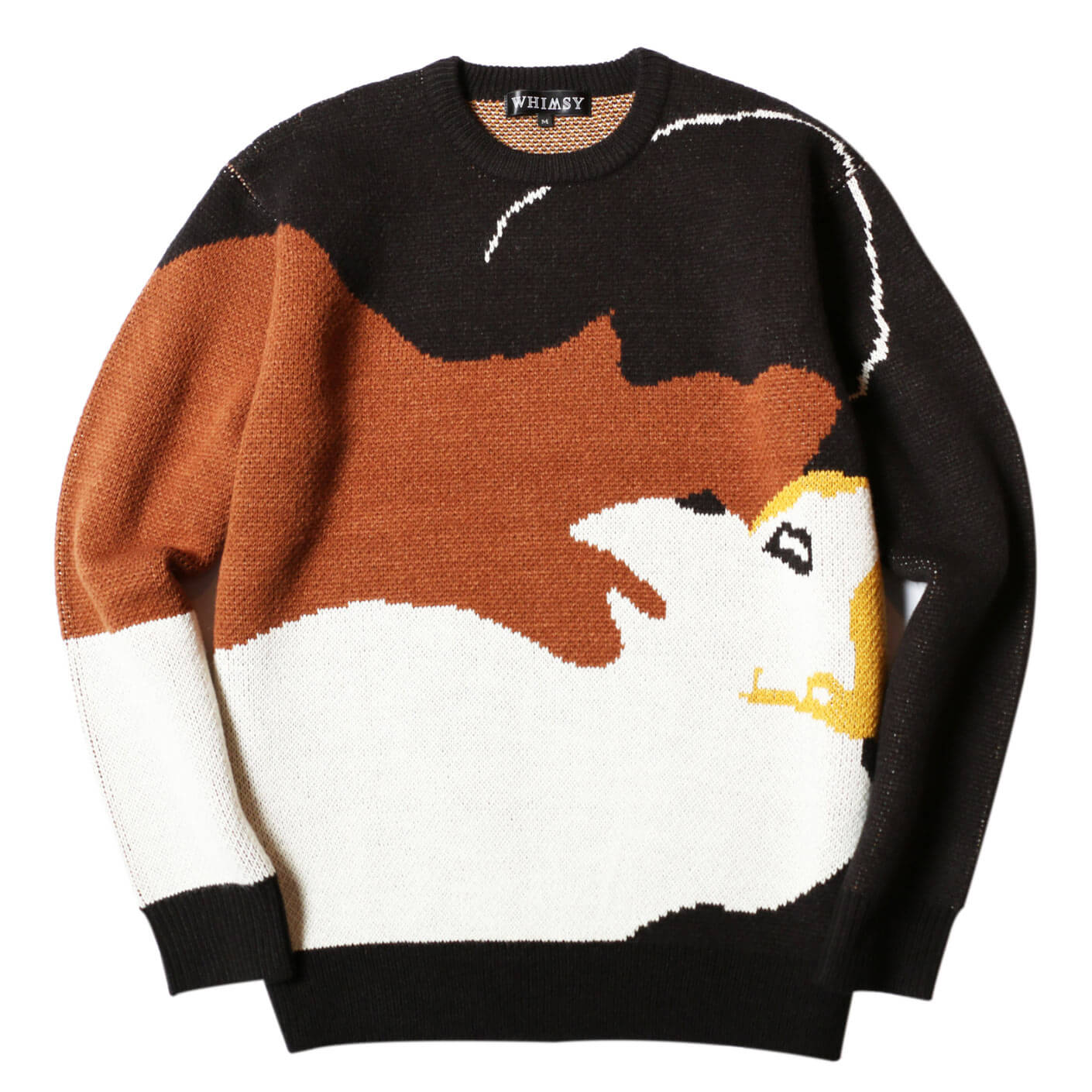 AFTERNOON DELIGHT SWEATER