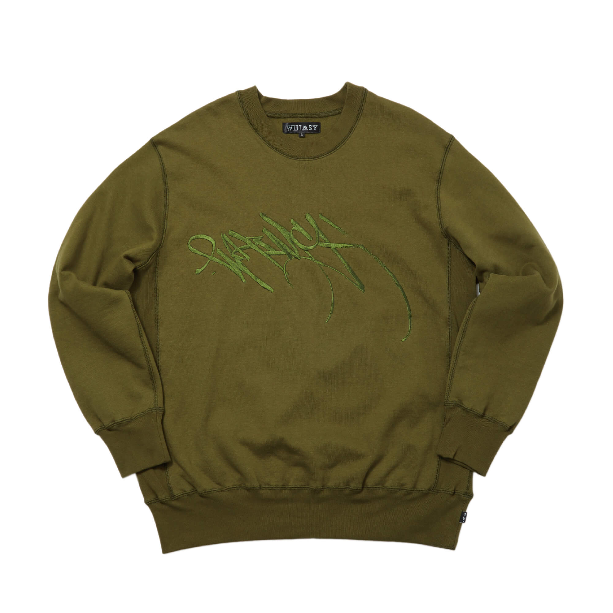 RUNNERZ REJECT CREWNECK