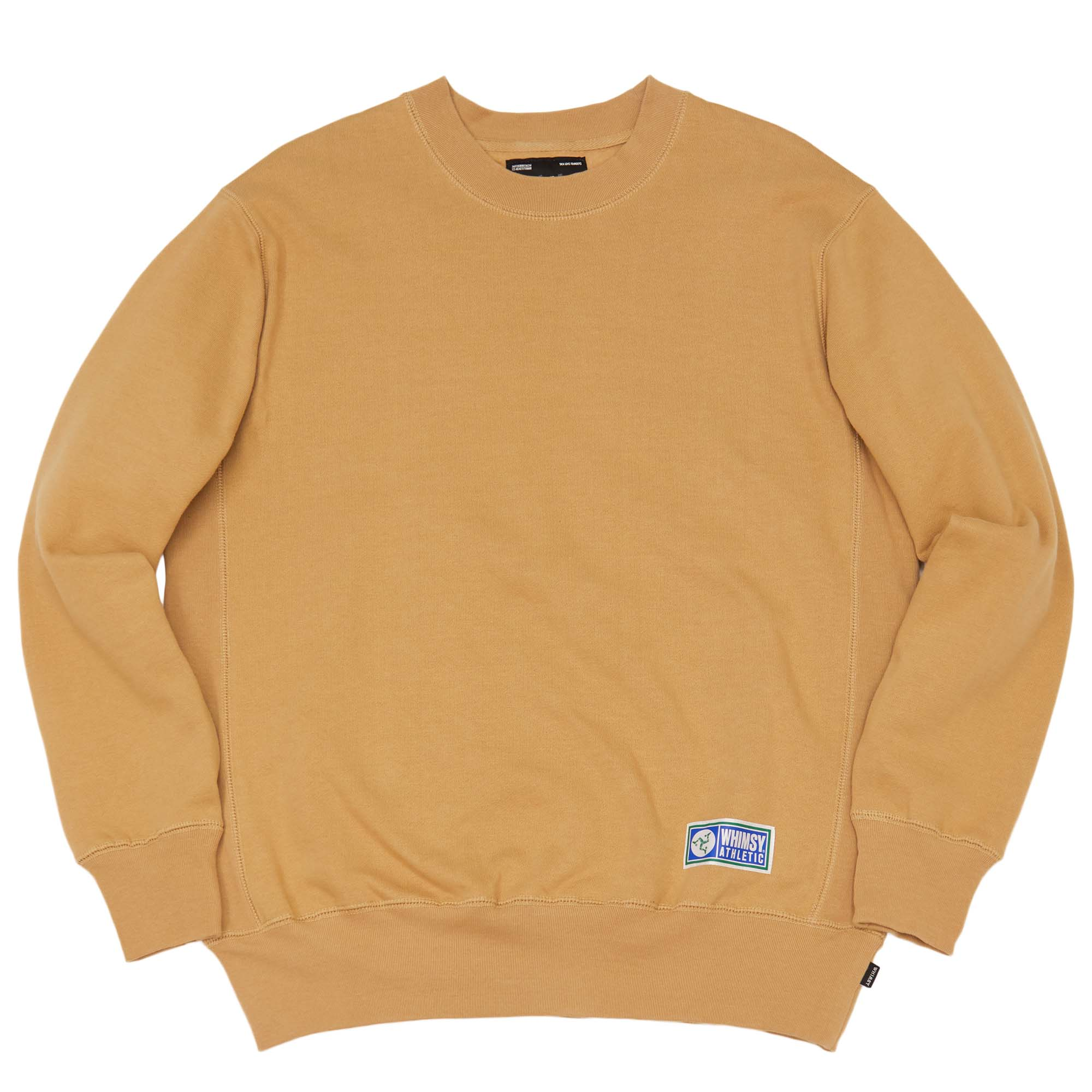 ATHLETIC CREWNECK