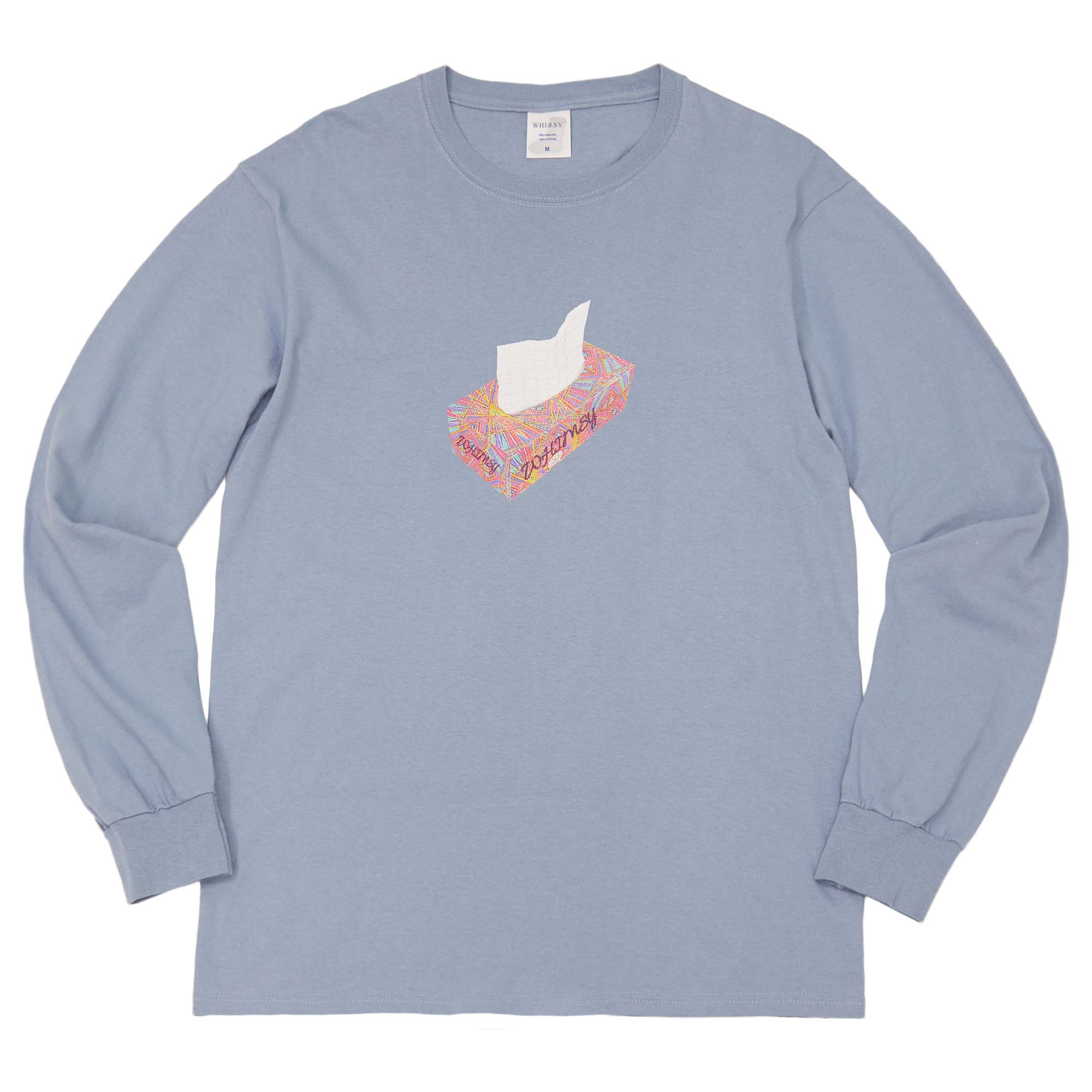 PAPER LONG SLEEVE TEE